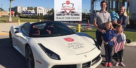 2020 Rally For Good with Ultimate Garages tickets