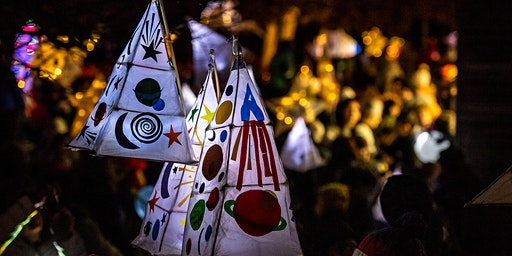 Lantern Making Workshop 2020: Church Of Christ, Commercial Rd, Tunbridge Wells - AFTERNOON SESSION
