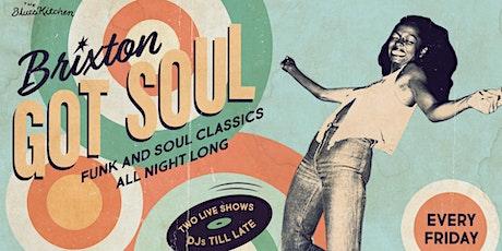Brixton Got Soul: Bad Girls Groove tickets
