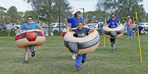 Lynn University Family Fun Day