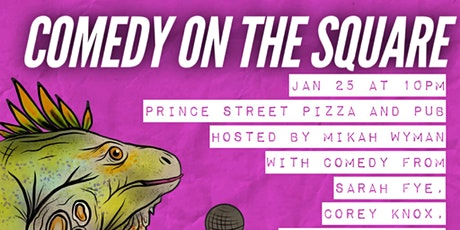 Comedy on the Square tickets