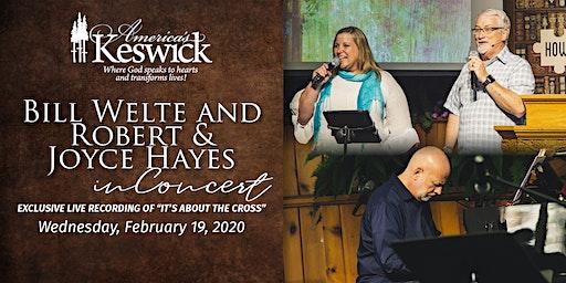 Bill Welte and Robert & Joyce Hayes in Concert!