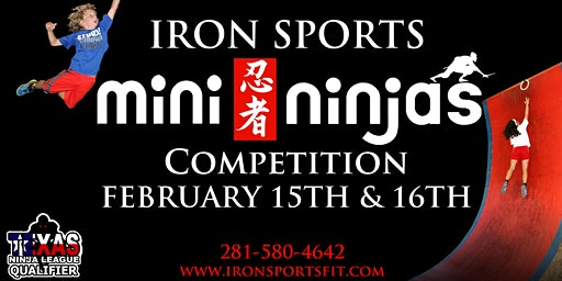 Mini Ninja Competition