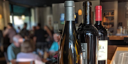Barnoa Wine Bar January 2020 Wine Club Pickup Party