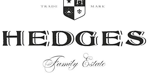 Hedges Family Estate Wine Tasting, WA State