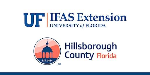 Hillsborough Extension Free Child Care Training