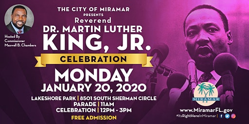 Martin Luther King Jr. Celebration 2020