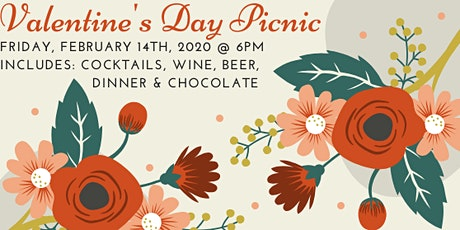 Valentine's Indoor Love Picnic 2020 tickets