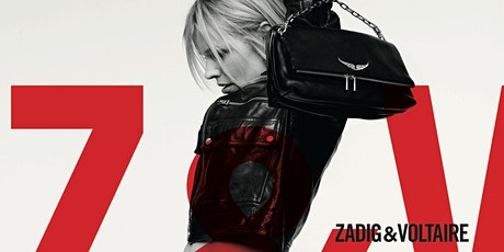 Zadig & Voltaire Warehouse Sale tickets