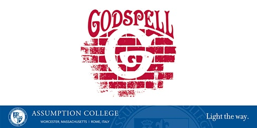 Assumption College Presents Godspell (Friday Performance)