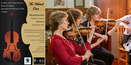 Whittall String Octet Concert tickets