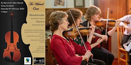 Whittall String Octet Concert tickets