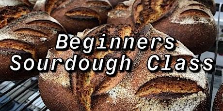 Two Day Beginner's Sourdough Class 5.0 tickets