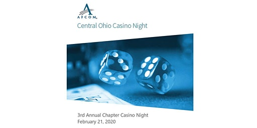 AFCOM Central Ohio 2020 Casino Night