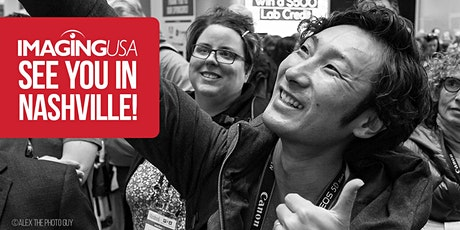 Sell Your Camera Gear at Imaging USA Nashville tickets