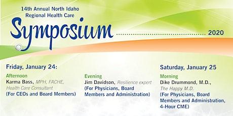 14th Annual North Idaho Regional Health Care Symposium tickets