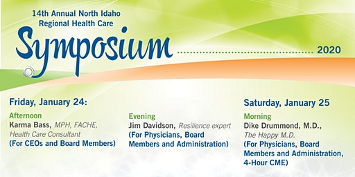 14th Annual North Idaho Regional Health Care Symposium
