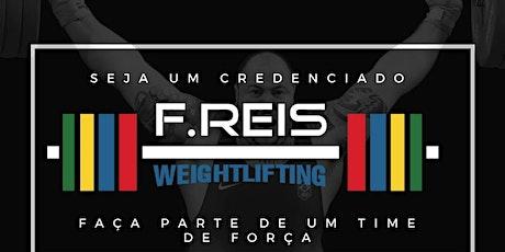 2020  FReis Weighlifting Level 2 ingressos