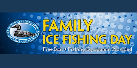 OFAH Family Ice Fishing Day tickets