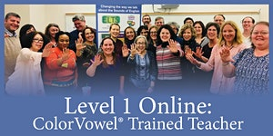Level 1: Color Vowel® Basics with Blue Canoe® Training...