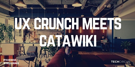 The UX Crunch meets Catawiki tickets
