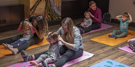 Parent&me Yoga Class tickets