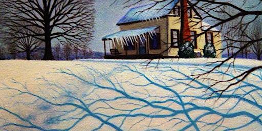 Fundamentals of Acrylic Painting: Winter Scenes