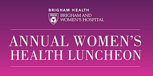 Annual Women's Health Luncheon