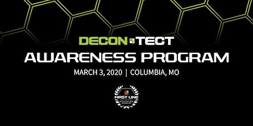DeconTect Awareness Program - Columbia, MO