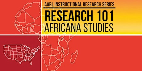 Instructional Series: Research 101 tickets