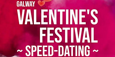 Galway Speed Dating Ages 28 - 38 tickets