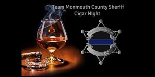 Cigar Night - Team Monmouth County Sheriff's