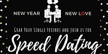 ♥NEW YEAR SPEED DATING CONVENTION♥