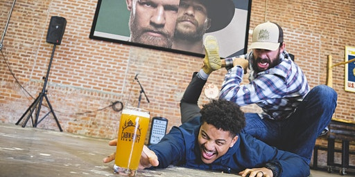 UFC 246 Screening at Cabin Boys Brewery
