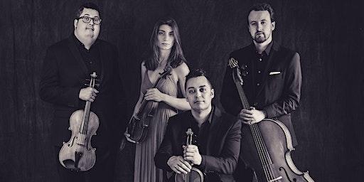 Beo String Quartet Presents Farewells at TAK Music Venue
