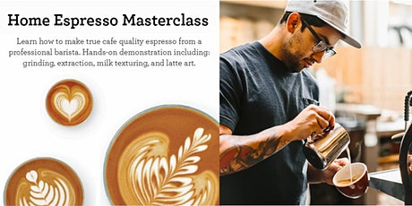 Intro to Home Espresso Presented by Breville - Short Hills, NJ tickets
