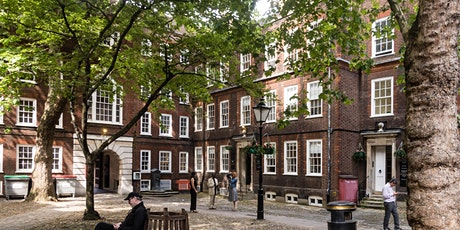 Brunswick Square and Holbon free Guided Walk tickets
