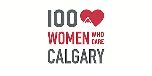 100 Women Calgary - February Meeting