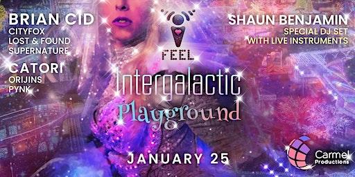 I FEEL: Intergalactic Playground