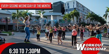 Workout Wednesday: ZUMBA tickets
