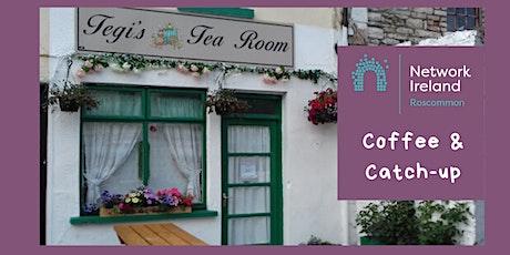 Coffee & Catch-up at Tegi's Tea Room tickets