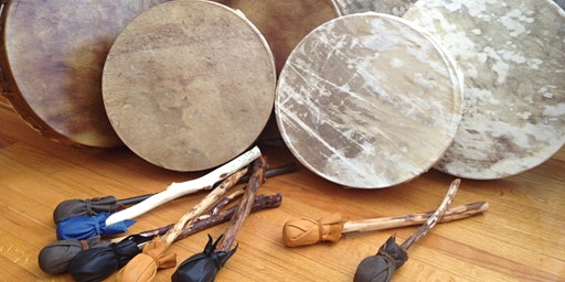 Algonquin Song Lessons & Drumming Circle Workshop