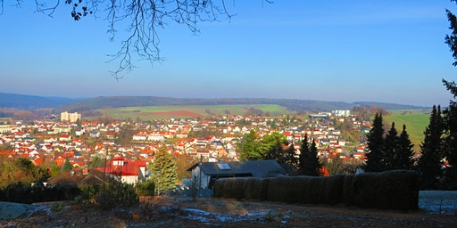 "So,02.02.20 Wanderdate ""Single Wandern Carl Weyprecht Weg mit Odenwald-Therme für 20-39J"""