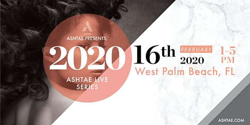 ASHTAE LIVE: West Palm Beach, FL on Feb. 16th