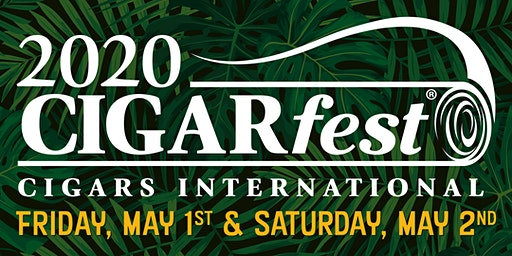 CIGARfest 2020 - Saturday May 02, 2020