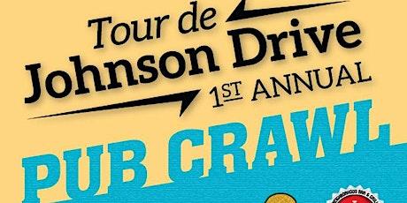 Tour de Johnson Drive Pub Crawl tickets