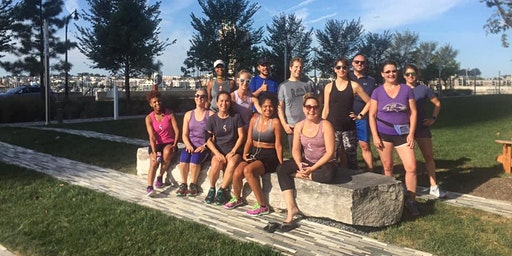 Traveling Tuesdays: Weekly Community Runs in Baltimore