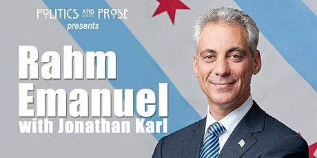 Rahm Emanuel | THE NATION CITY tickets