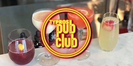 TYPROS Pub Club: Cirque Coffee tickets