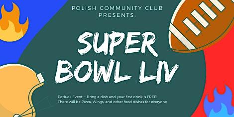 Super Bowl Party 2020